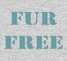 FUR FREE Kids Tee
