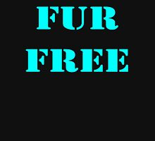 FUR FREE Womens Fitted T-Shirt