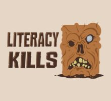 Literacy Kills by pufahl