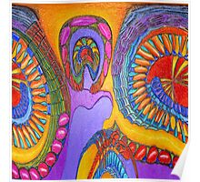 A Kindred Spirt Too Psychedelic Poster