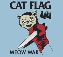 Cat Flag Meow War