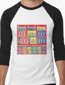 NEW ORLEANS HOUSES Men's Baseball ¾ T-Shirt