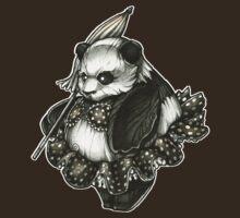 Panda's Day Off by Tim  Shumate