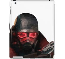 Fallout New Vegas- Low Poly  iPad Case/Skin