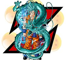 DBZ - A hero by J. Danion