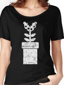 Mario Piranha Plant Women's Relaxed Fit T-Shirt
