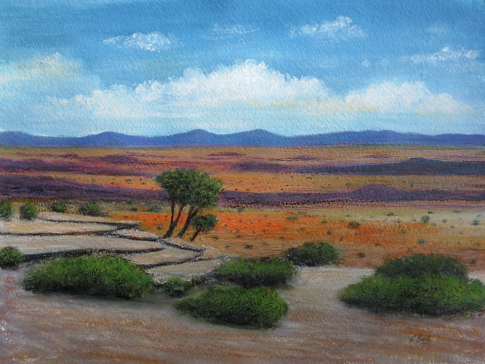 Longview by Gordon Beck