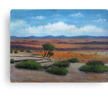 Longview Canvas Print