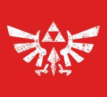 Zelda Triforce Symbol Baby Tee