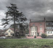 Newbridge House, Sea Mills Lane, Bristol. by Clive Lewis-Hopkins.