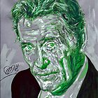 Peter O Toole by Adzee