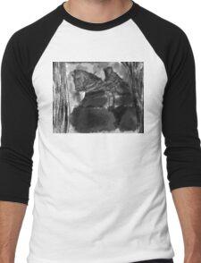The Dark Horseman Men's Baseball ¾ T-Shirt