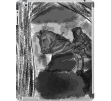 The Dark Horseman iPad Case/Skin