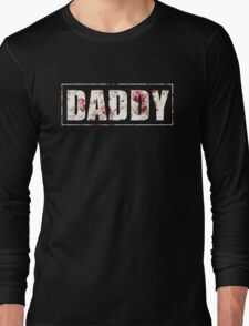 FLORAL DADDY Long Sleeve T-Shirt
