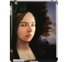 The Lady Knows iPad Case/Skin
