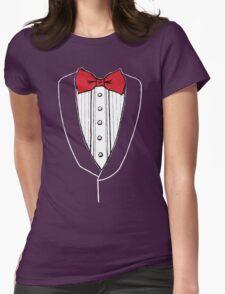 Tuxedo Womens Fitted T-Shirt
