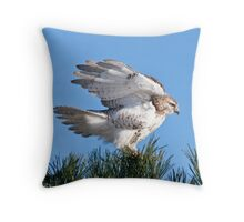 Easy Does It... Throw Pillow