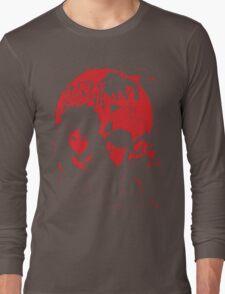 Three Samurai warriors Long Sleeve T-Shirt