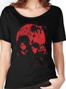 Three Samurai warriors Women's Relaxed Fit T-Shirt
