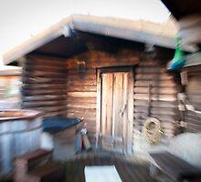 Sauna 1800 by m-w-p