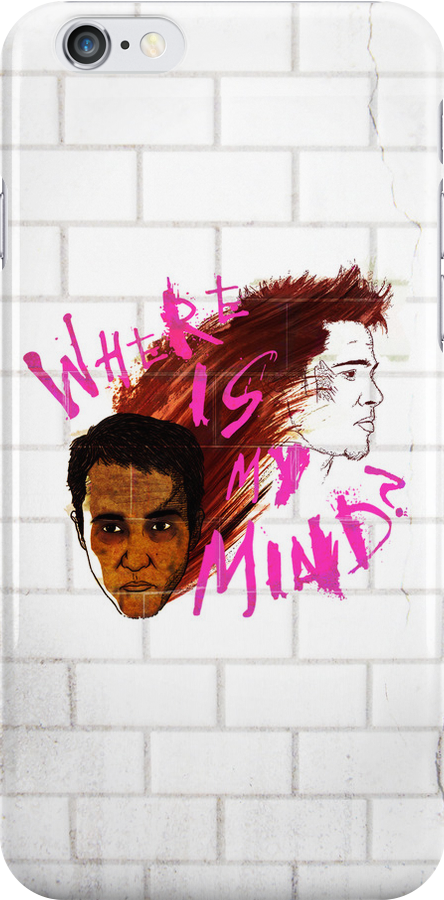 Where is my Mind? by huckblade