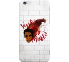 Where is my Mind? (variant - red) iPhone Case/Skin