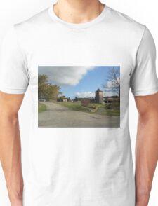 Lopez Village, Lopez Island, Washington State Unisex T-Shirt