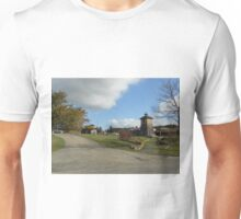 Lopez Village, Lopez Island, Washington State Unisex T-Shirt