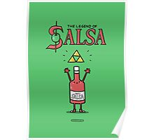 The Legend of Salsa Poster