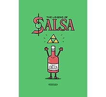 The Legend of Salsa Photographic Print