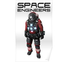 space engineers #2 Poster