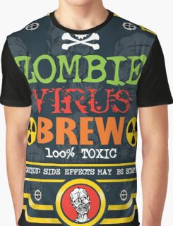 Zombie Brew! Graphic T-Shirt