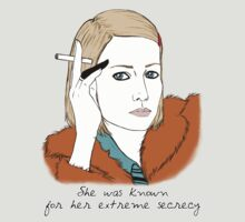 Margot Tenenbaum by LauraMSS