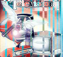 Modern Television Reinvented Number 2. by Andrew Nawroski