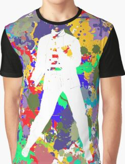 Colours to the King (Elvis Presley) 5 Graphic T-Shirt