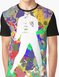 Colours to the King (Elvis Presley) 6 Graphic T-Shirt
