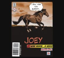 War Horse Joey  by Kodiaks2Scents