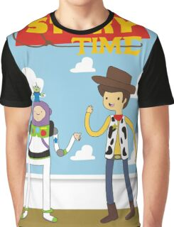 Story Time Graphic T-Shirt
