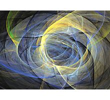 Delightful mood of abstracted mind Photographic Print