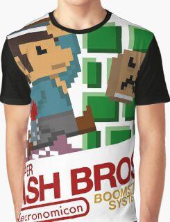 Super Ash Bros. (T-shirt, Etc.) Graphic T-Shirt