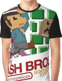 Super Ash Bros. (T-shirt, Etc.) Graphic T-Shirt