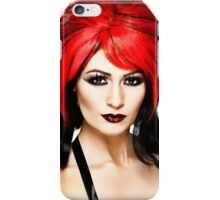 Carmine Vixen iPhone Case/Skin