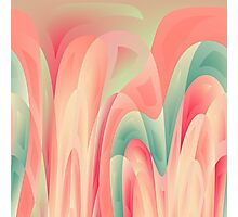Abstract color harmony Photographic Print