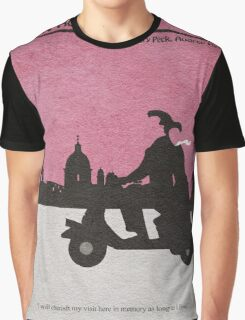 Roman Holiday Graphic T-Shirt