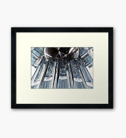 Pillars of Hope Framed Print