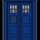 TARDIS  by mymarbear