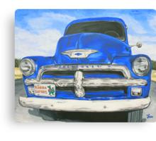 Florida Gators truck Canvas Print