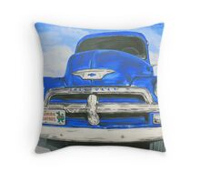 Florida Gators truck Throw Pillow