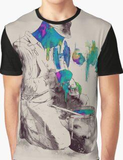 Dedication Graphic T-Shirt