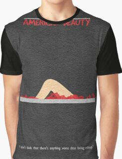 American Beauty Graphic T-Shirt